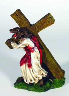 rat jesus